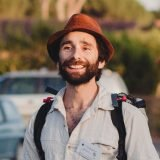 Giulio Cuccioli - Guida escursionistica di Trekkilandia